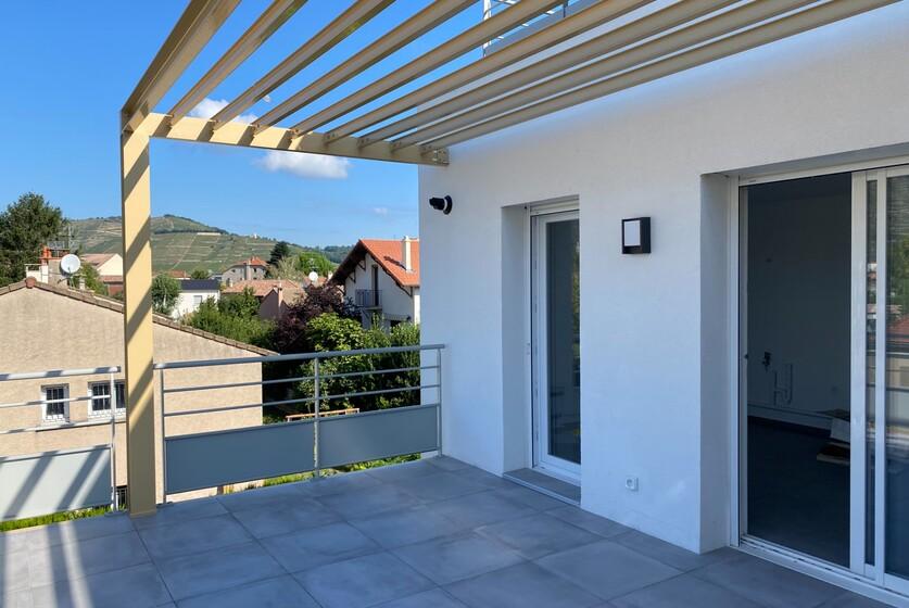 Vente Appartement 4 pièces 97m² Tournon-sur-Rhône - photo