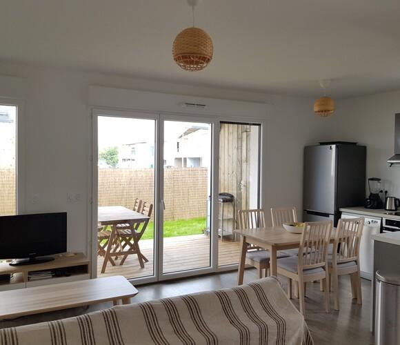 Location Appartement 2 pièces 43m² Seignosse (40510) - photo