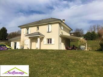 Vente Maison 7 pièces 148m² Pressins (38480) - photo