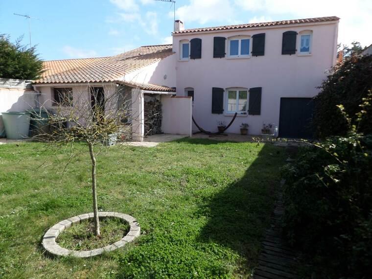 Vente Maison 4 pièces 96m² Olonne-sur-Mer (85340) - photo