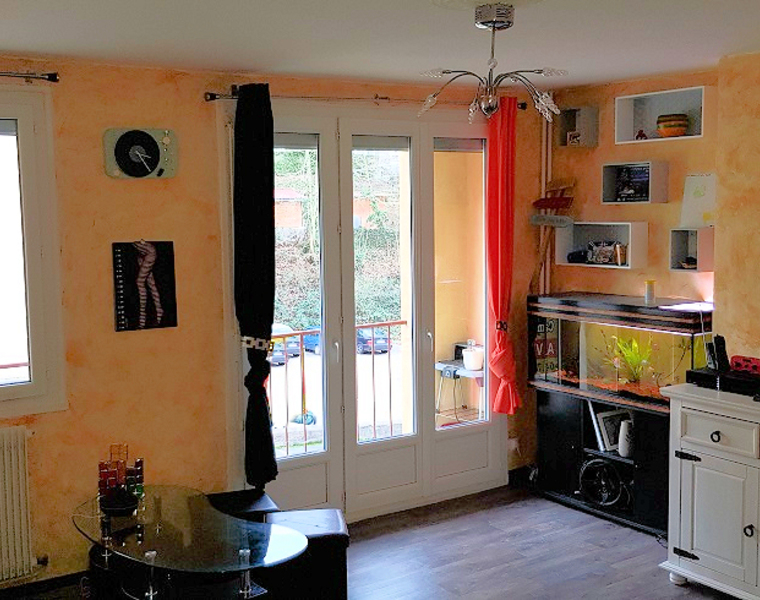 Vente Appartement 3 pièces 60m² Tarare (69170) - photo