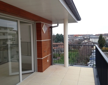 Location Appartement 2 pièces 51m² Saint-Julien-en-Genevois (74160) - photo
