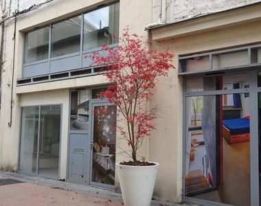 Vente Local commercial 100m² Firminy (42700) - photo