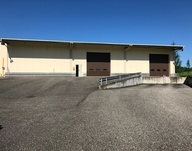 Vente Local industriel 2 500m² Agen (47000) - photo