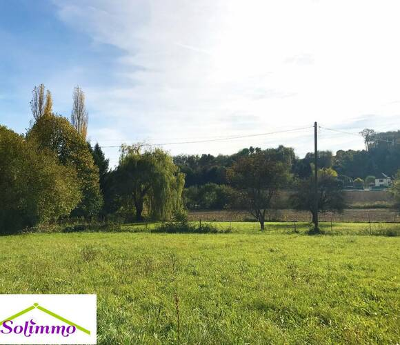 Vente Terrain 1 200m² Romagnieu (38480) - photo