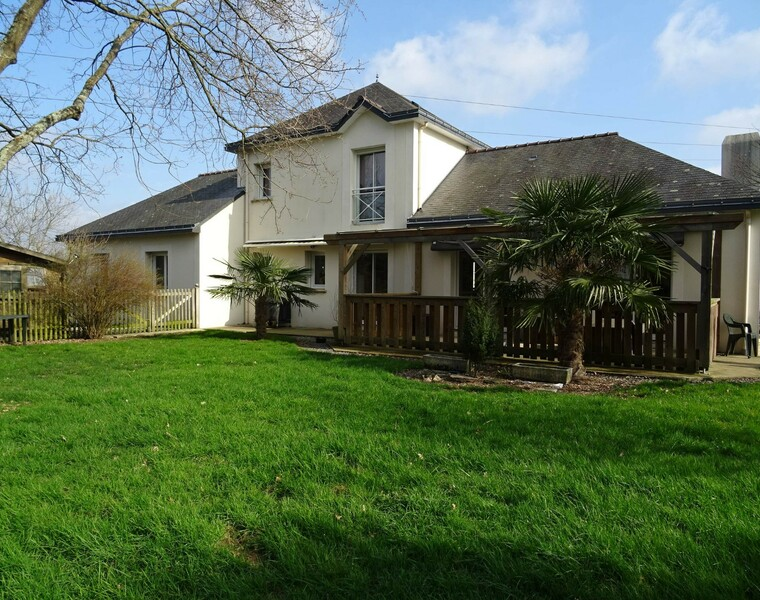 Vente Maison 6 pièces 155m² La Chapelle-Launay (44260) - photo