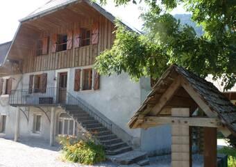 Vente Maison / Chalet / Ferme 6 pièces 180m² Saint-Jeoire (74490) - photo