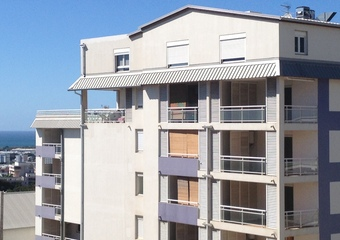 Location Appartement 1 pièce 23m² Saint-Denis (97400) - photo