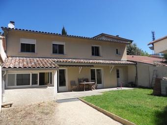 Vente Maison 5 pièces 115m² Romans-sur-Isère (26100) - photo