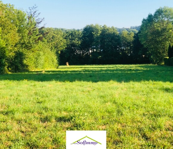 Vente Terrain 1 000m² Les Abrets (38490) - photo