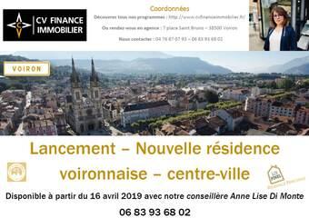 Vente Appartement Voiron (38500) - photo