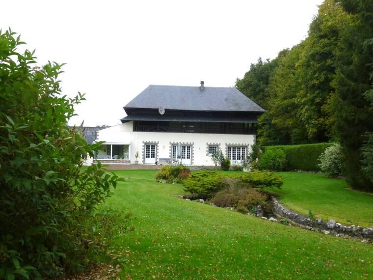 Vente Maison 6 pièces 160m² Biville-la-Rivière (76730) - photo