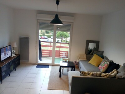 Location Appartement 2 pièces 42m² Dax (40100) - photo