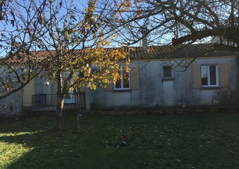 Vente Maison 4 pièces 85m² La Rochelle (17000) - photo