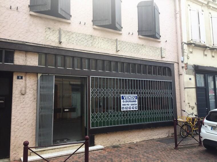 Renting Commercial premises 90m² Samatan (32130) - photo