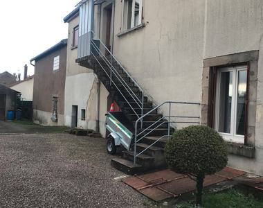 Renting Apartment 3 rooms 86m² Luxeuil-les-Bains (70300) - photo