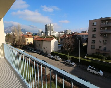 Vente Appartement 4 pièces 72m² Grenoble - photo