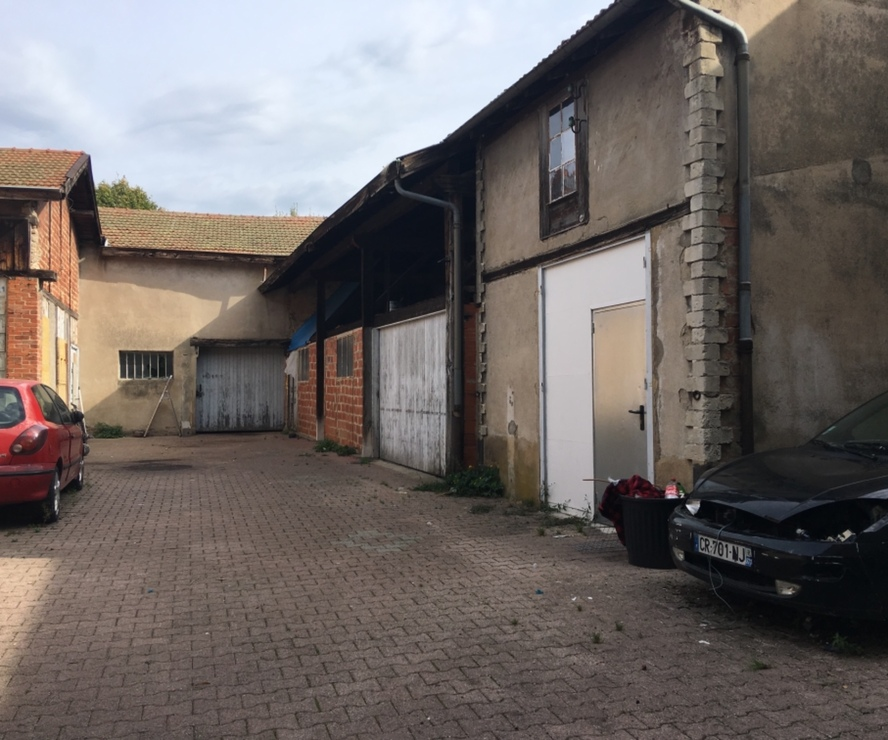 Vente Local industriel 6 pièces 350m² Thizy (69240) - photo