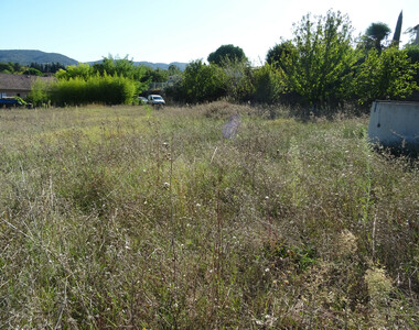 Vente Terrain 818m² Viviers (07220) - photo