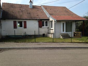 Location Maison 4 pièces 90m² Gouhenans (70110) - photo