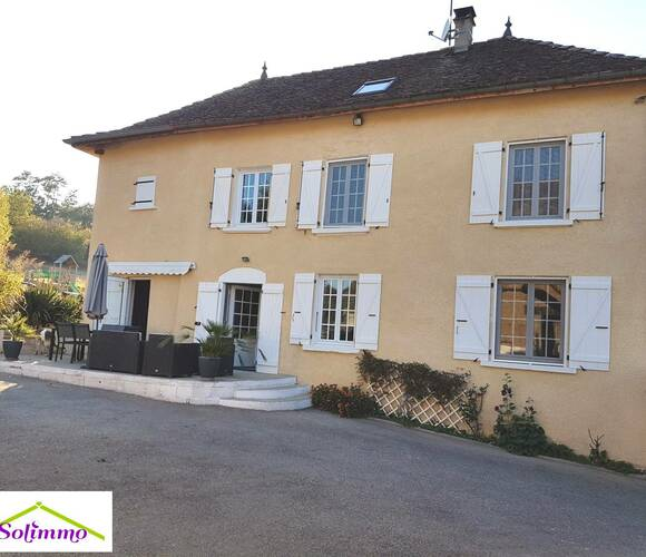 Vente Maison 6 pièces 150m² Morestel (38510) - photo
