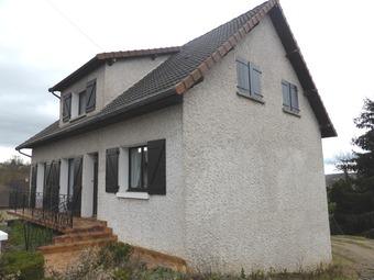 Vente Maison 7 pièces 150m² Saint-Yorre (03270) - photo
