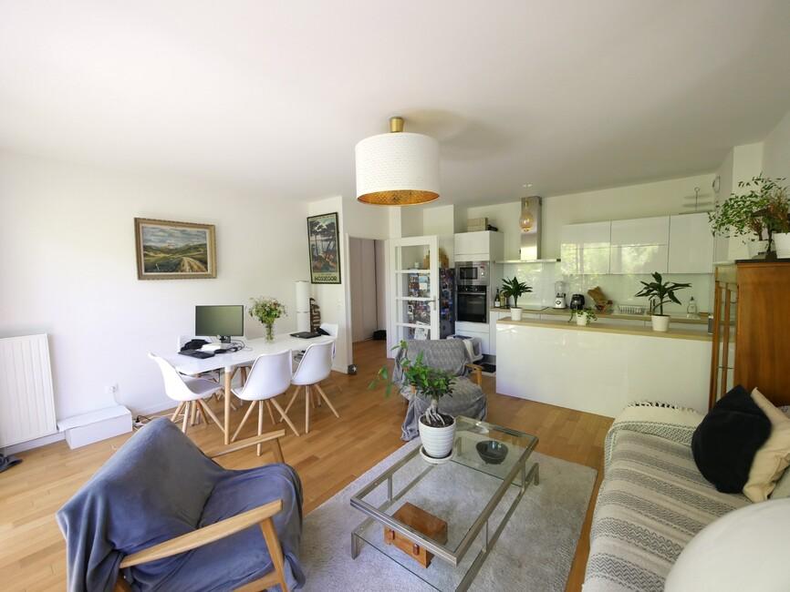 Location Appartement 2 pièces 51m² Suresnes (92150) - photo