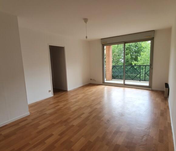 Location Appartement 3 pièces 65m² Toulouse (31100) - photo