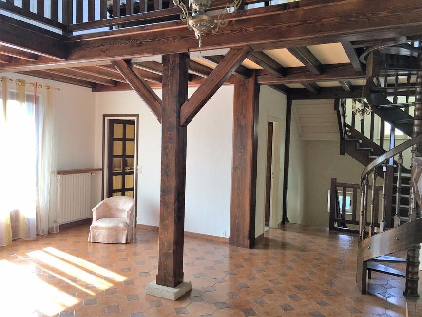 Vente maison 10 pi ces la chapelle en vercors 26420 243014 for Vente maison vercors