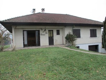 Location Maison 5 pièces 140m² Saint-Félix (74540) - photo