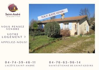 Vente Maison 5 pièces 106m² Ornacieux (38260) - Photo 1