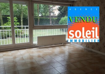 Vente Appartement 3 pièces 72m² Douai (59500) - photo