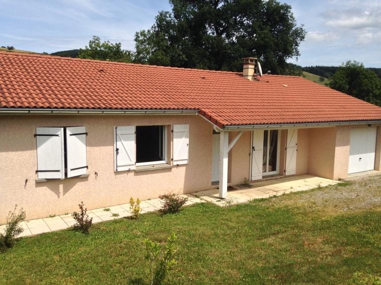 Vente Maison 5 pièces 95m² Amplepuis (69550) - photo