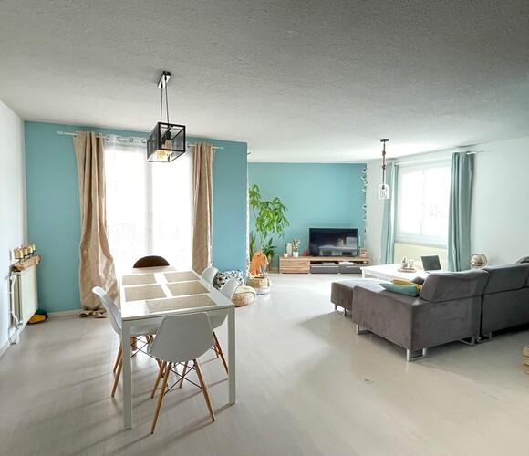 Vente Appartement 3 pièces 80m² Bourg-de-Péage (26300) - photo