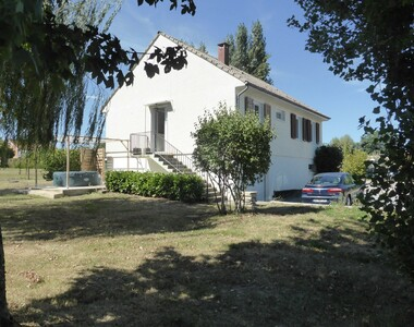 Vente Maison 5 pièces 110m² Cognat-Lyonne (03110) - photo