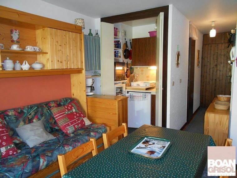 Vente Appartement 1 pièce 22m² Saint-Gervais-les-Bains (74170) - photo