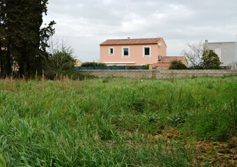 Vente Terrain 580m² PEYROLLES - photo