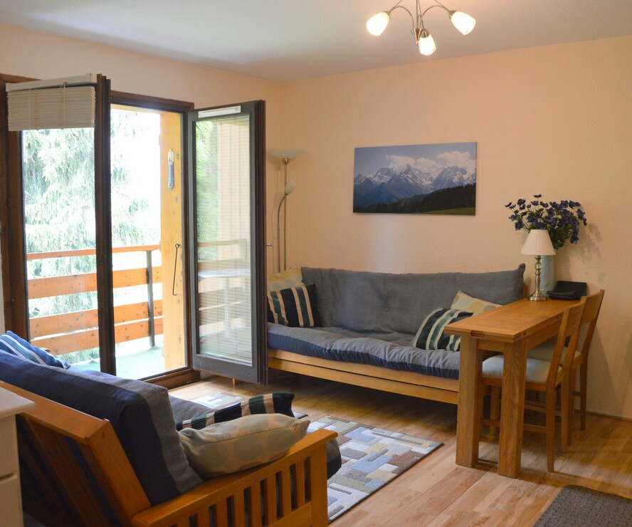 Sale Apartment 3 rooms 36m² Saint-Gervais-les-Bains (74170) - photo