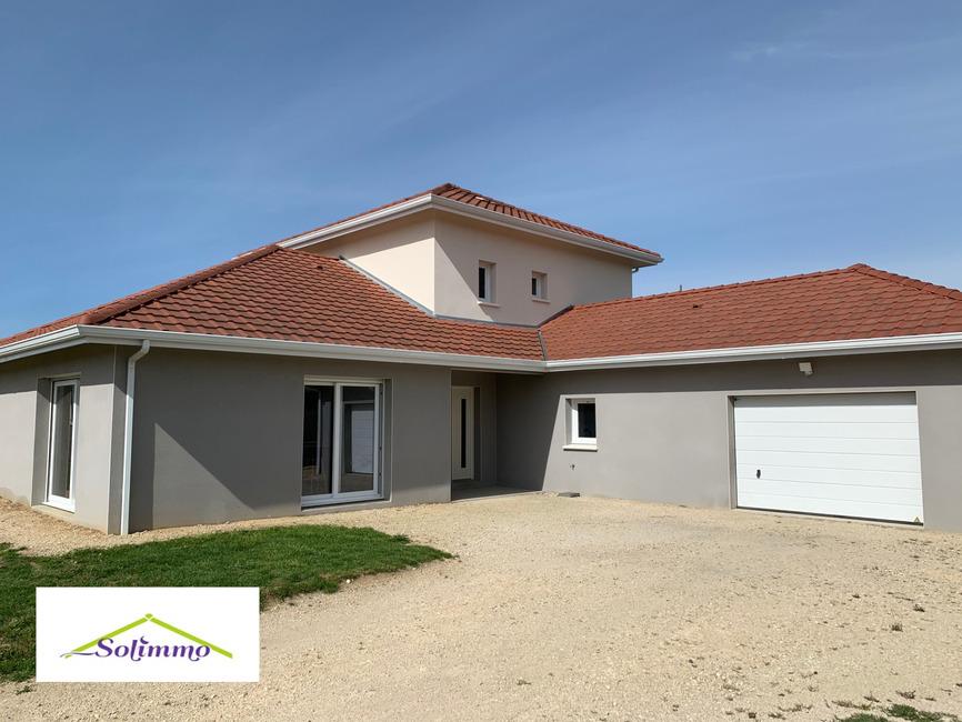 Vente Maison 8 pièces 176m² La Tour-du-Pin (38110) - photo
