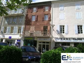 Vente Immeuble 310m² Le Cheylard (07160) - photo