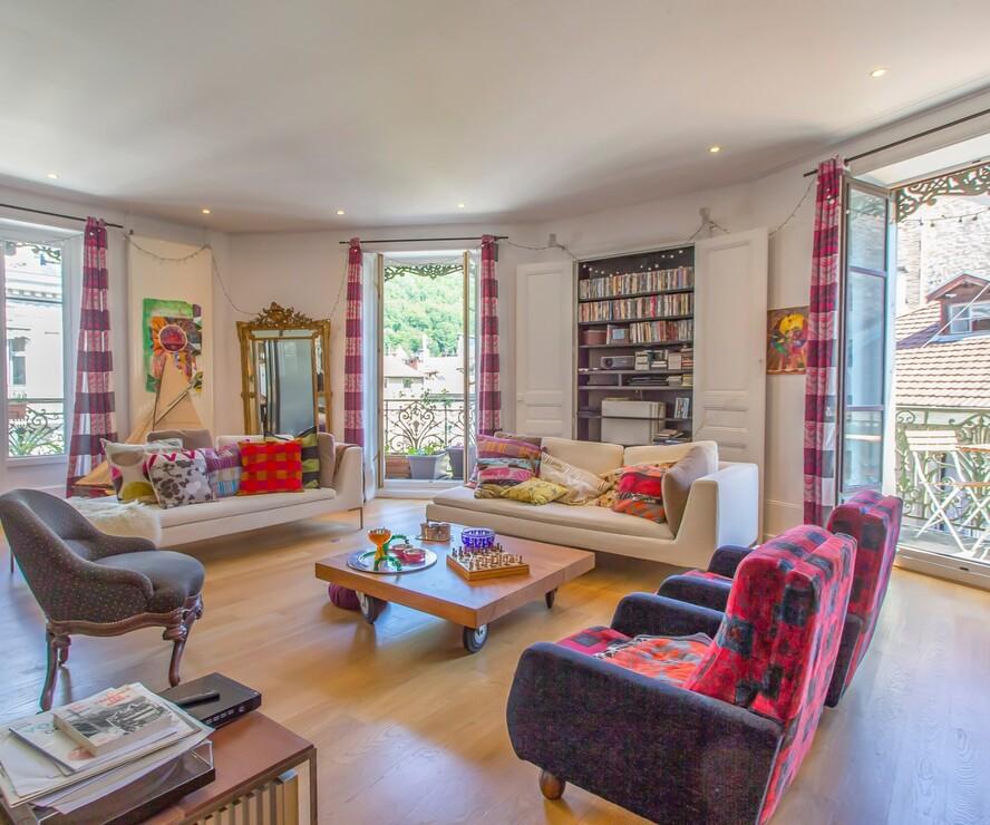 Vente Appartement 5 pièces 200m² Grenoble (38000) - photo