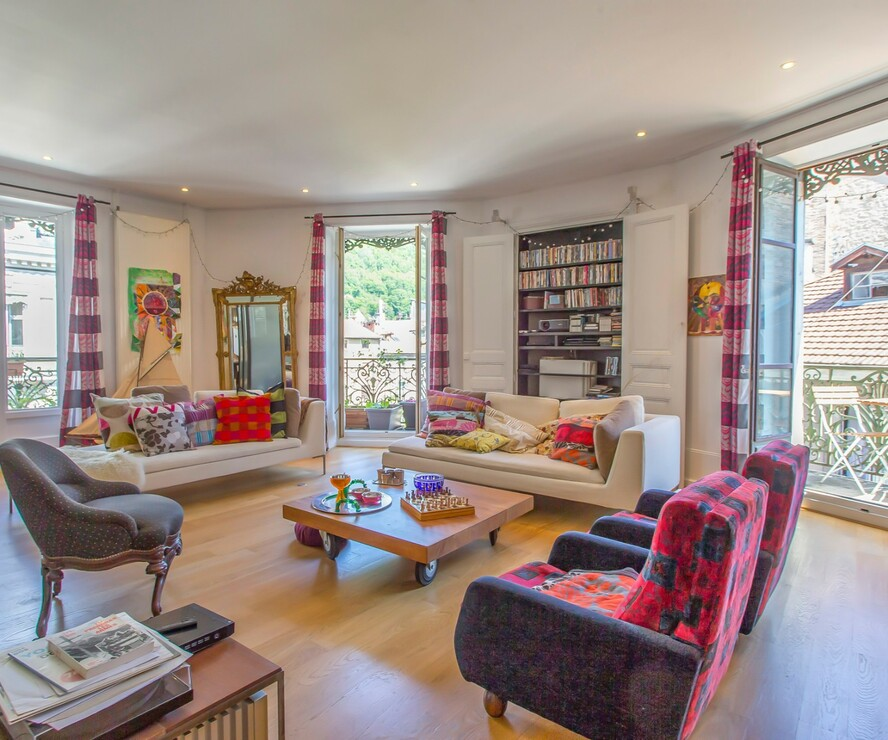 Sale Apartment 5 rooms 200m² Grenoble (38000) - photo