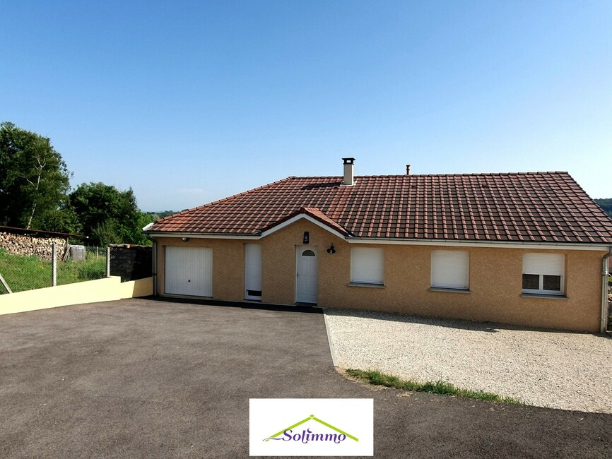 Vente Maison 6 pièces 106m² Morestel (38510) - photo