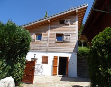 Vente Maison / Chalet / Ferme 4 pièces 85m² Habère-Poche (74420) - photo