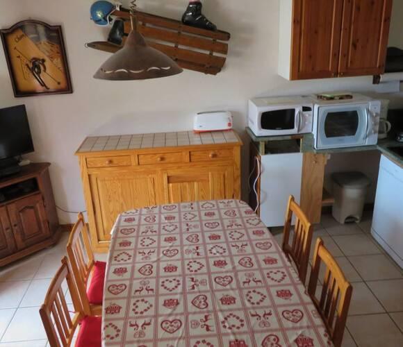 Vente Appartement 3 pièces 50m² Oz en Oisans (38114) - photo