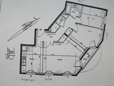 Vente Appartement 3 pièces 64m² Villeurbanne (69100) - photo