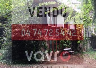 Vente Maison 110m² Caluire-et-Cuire (69300) - photo
