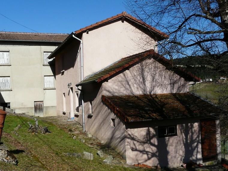 Vente Maison 3 pièces 73m² Proche Cours - photo