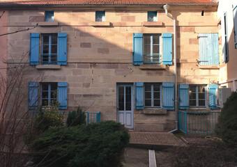 Location Appartement 4 pièces 60m² Luxeuil-les-Bains (70300) - photo