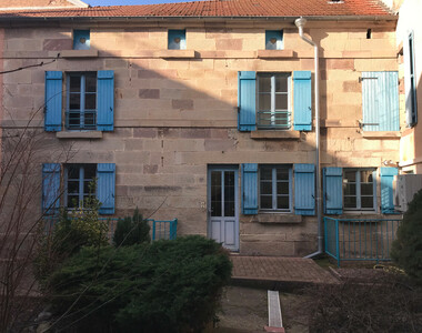Renting Apartment 4 rooms 60m² Luxeuil-les-Bains (70300) - photo